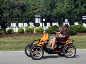 4-Seater Bike Rental